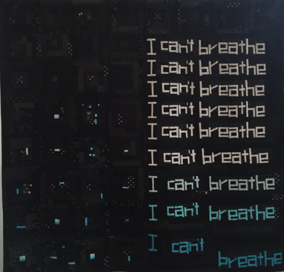 """I Can't Breathe"" by Chawne Kimber"