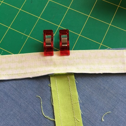 7. Repeat step 4, then step 5 (shows aligning the cross)