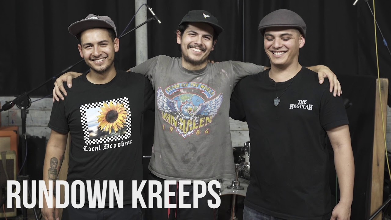 RUNDOWN KREEPS LIVE
