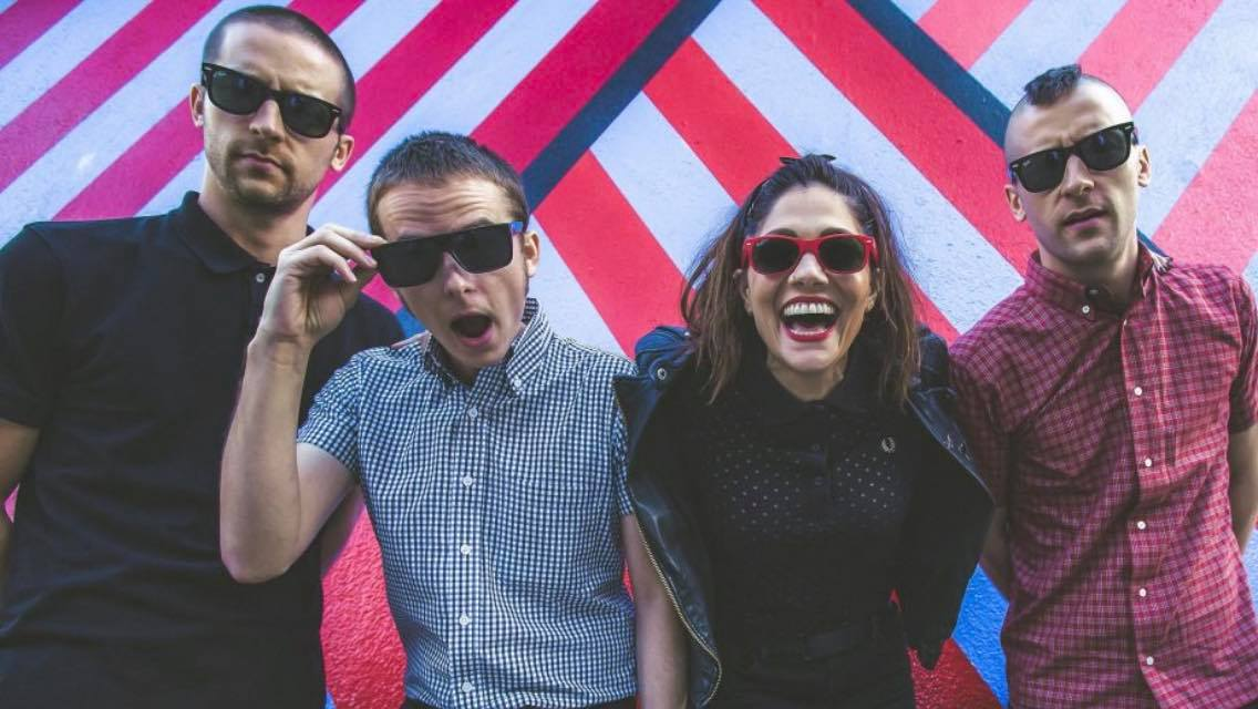 THE INTERRUPTERS LIVE IN TOKYO