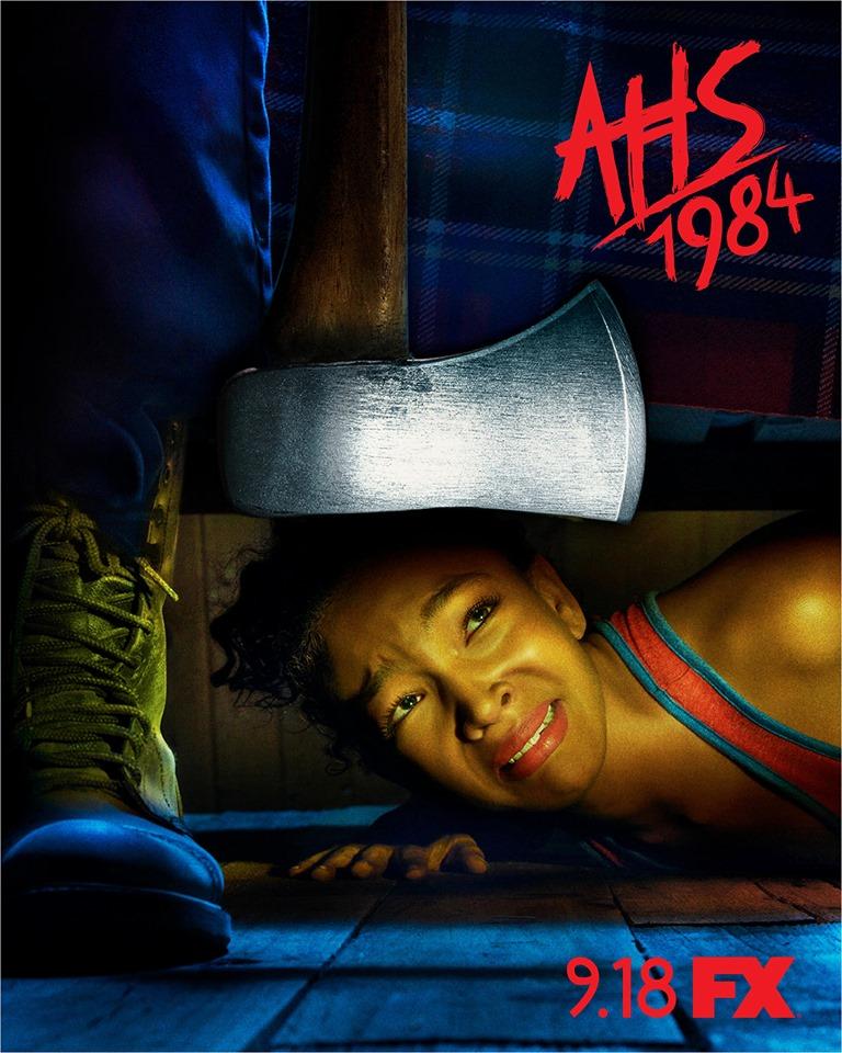 American Horror Story, bed, killer