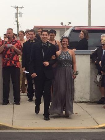 Image Gallery Ocean City High School Prom Red Carpet  OCNJ Daily