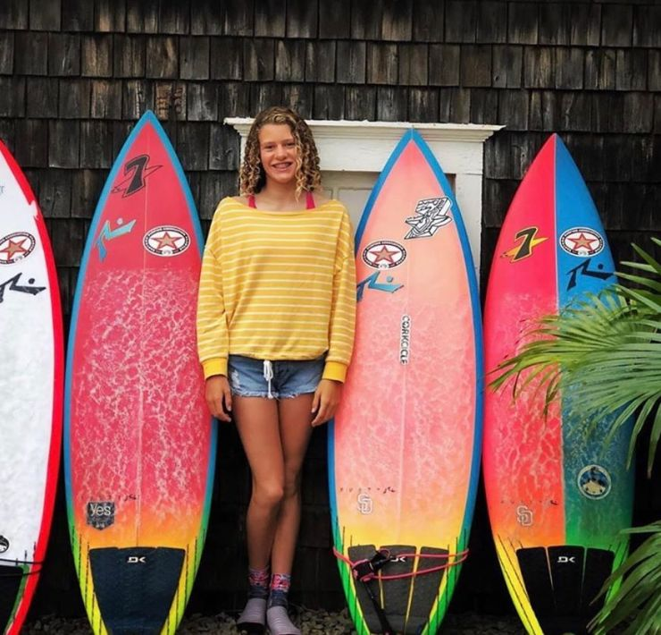 7th Street Surf Shop feature in Welcome to Ocean City Guidebook