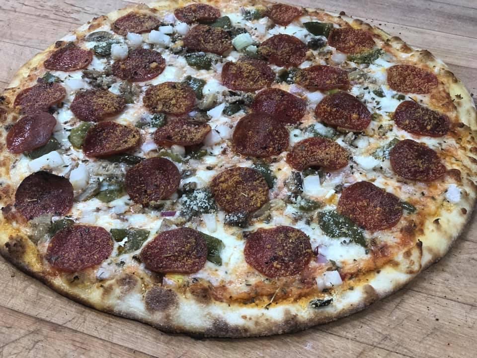 Voltaco's Pizza