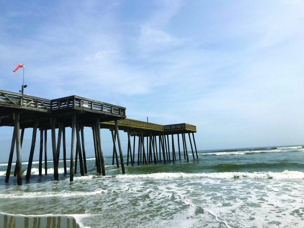 Ocean City Fishing Pier expansion