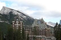 Monroe Fairmont Banff Springs Hotel