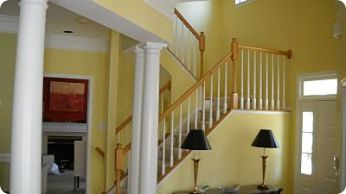Foyer and Trim