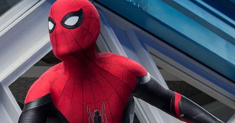 Homem-Aranha 3: Tom Holland divulga novo traje - Cachoeira do Sul e Região em tempo real