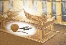 o que era a arca da aliança