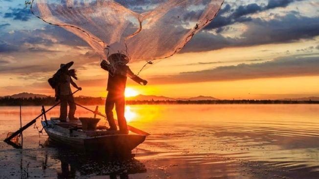 Profissão pescador