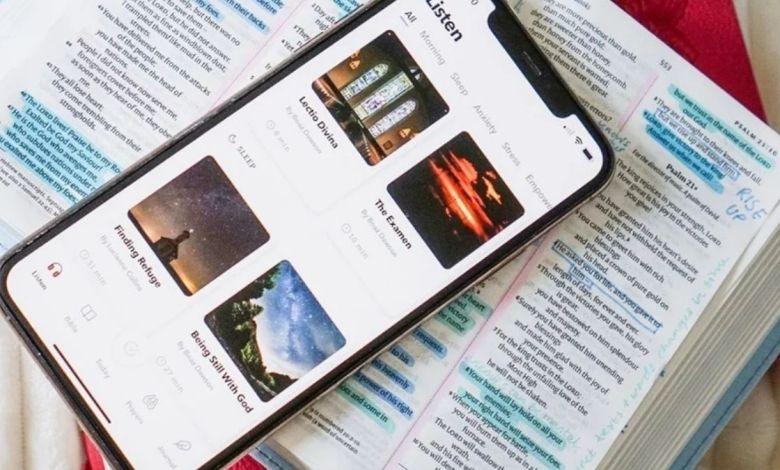 Como usar o app Glorify