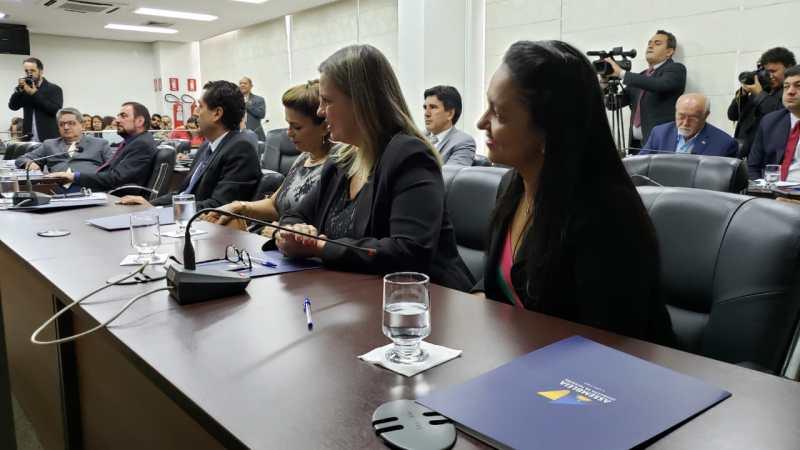 Durante assembleia da UPM Vanda Monteiro propõe criação da Comissão da Mulher
