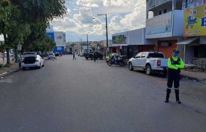 Decreto Publicado: 32 municípios em confinamento no Tocantins