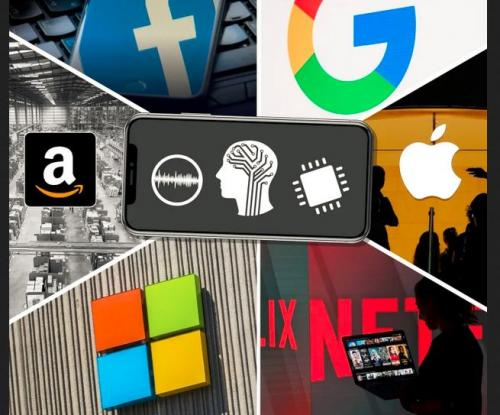 Brasil, colônia digital