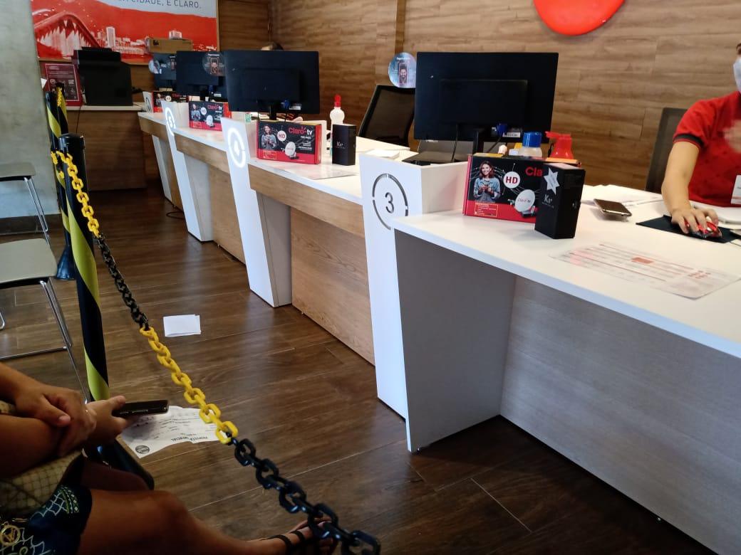 Espera por atendimento em lojas de telefonia agora terá prazo máximo