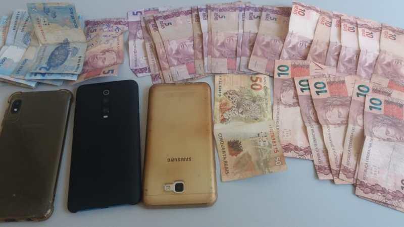 Operação Serpente da Serra da Polícia Civil do Tocantins prende um traficante e apreende drogas, dinheiro e pepitas de ouro em Natividade e Chapada da Natividade