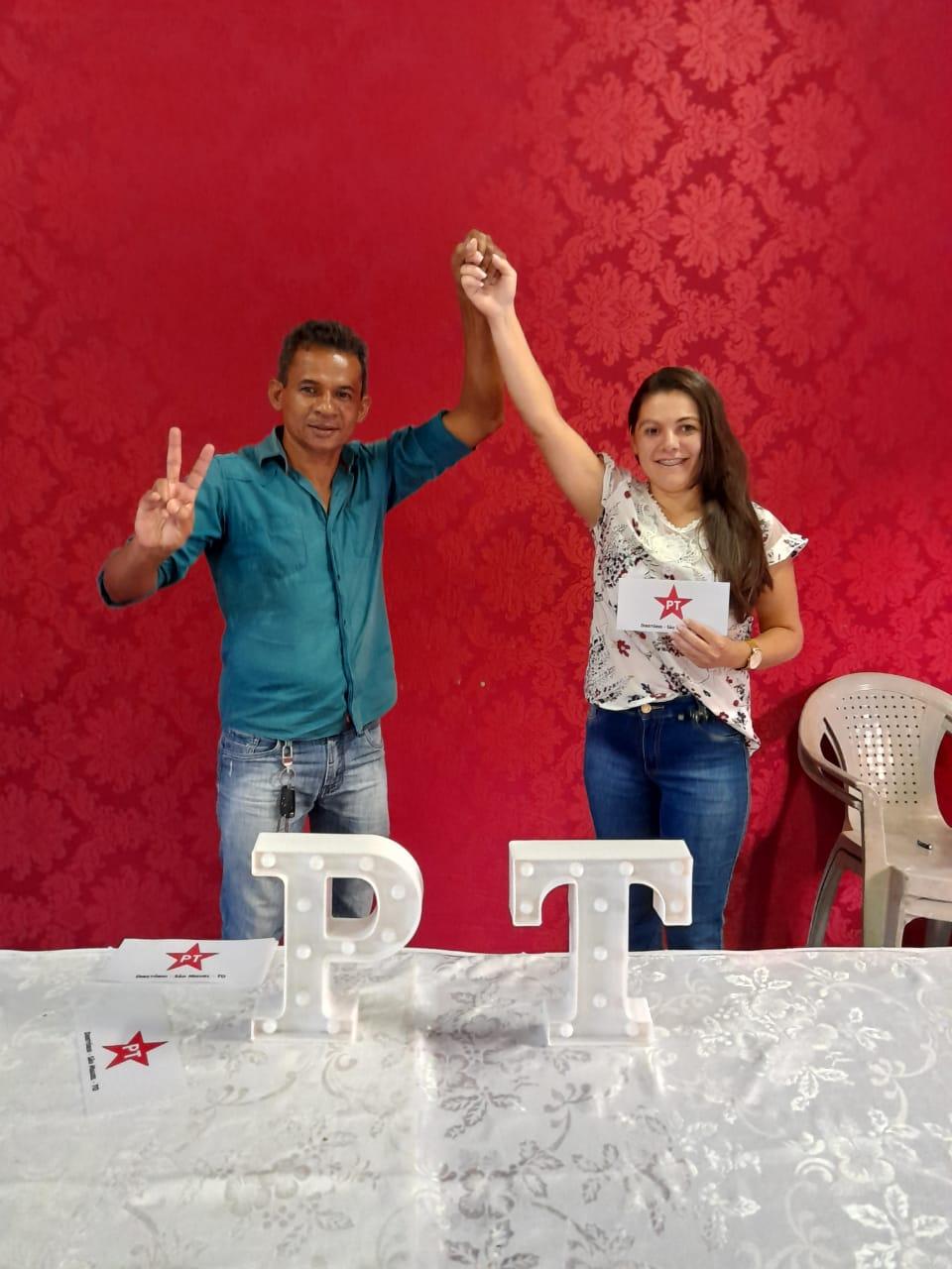 João da Farmácia é candidato do PT à Prefeitura de São Miguel do Tocantins