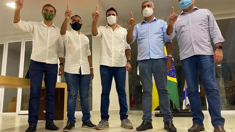 """""""Não cederíamos a conchavos"""" diz Marcelo Lelis em formação de frente para prefeitura de Palmas"""