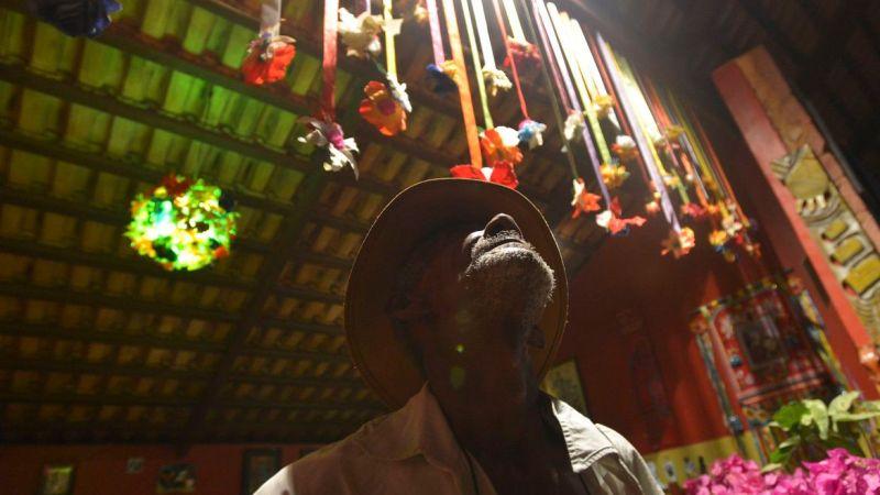 Povos tradicionais, os quilombolas retiram seu sustento do Cerrado