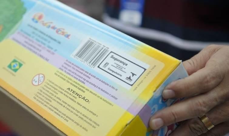 Metrologia Estadual orienta consumidores sobre compra segura de brinquedos para o Dia das Crianças