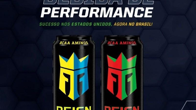 Reign: bebida de performance que é sucesso nos Estados Unidos chega ao Brasil