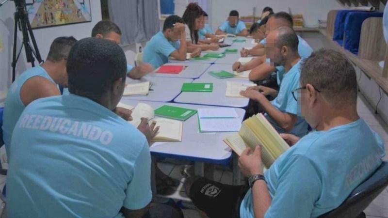 """Projeto """"Remição pela Leitura"""" é regulamentado em todos os estabelecimentos penais do Tocantins"""