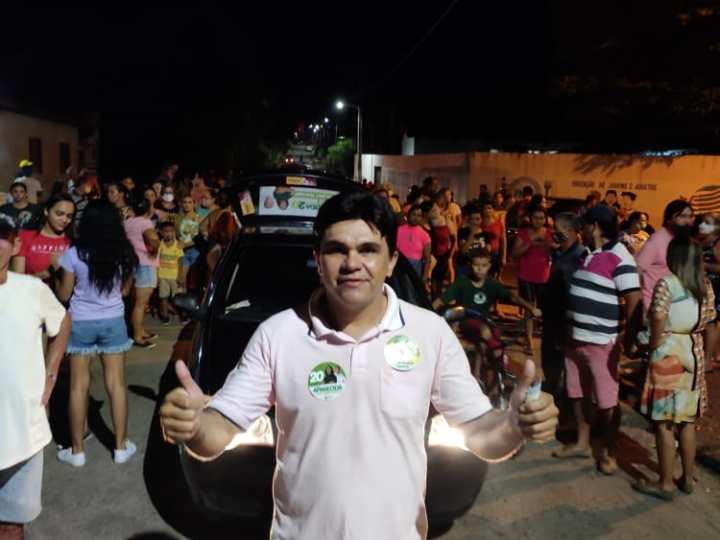 Vereador eleito Wellington Nunes pretende trabalhar com políticas de inclusão e assistencialismo social