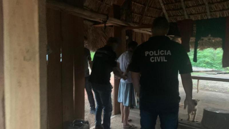 Foragido há mais de 20 anos por crime de homicídio no Maranhão é preso em Araguacema