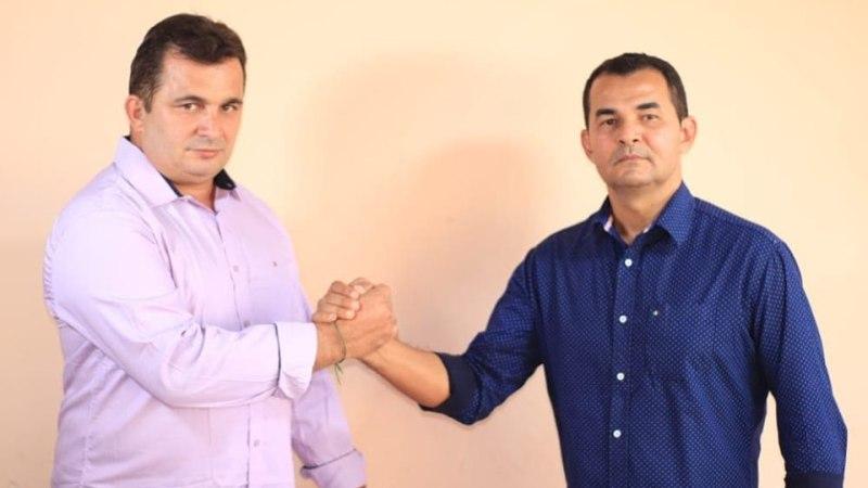 """""""Nasci e me criei aqui, sei das dificuldades que o município enfrenta"""", afirmou Manoel Moura, prefeito eleito no município de Abreulândia"""