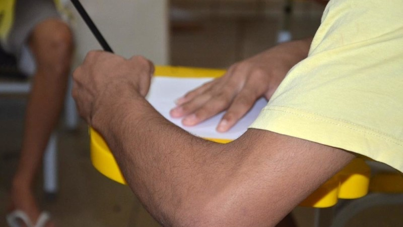 Mais de 540 custodiados realizarão o Enem dentro das Unidades Penais do Tocantins