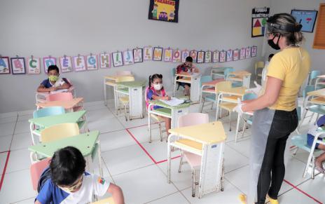 Mais de 3 mil crianças não estão matriculadas em Araguaína aponta levantamento