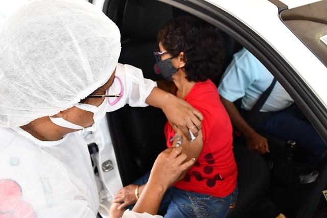 Palmas amplia vacinação contra Covid-19 para pessoas com comorbidades