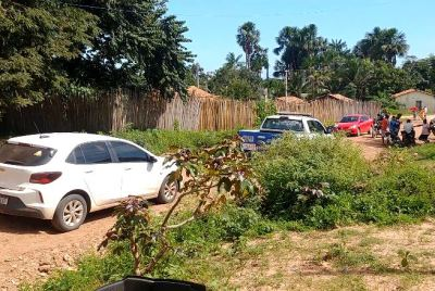 Autor de vários crimes morre após disparar contra policiais militares em Buriti do Tocantins