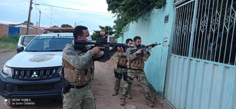 Operação policial desvenda furto de gado ocorrido durante a semana santa em Taguatinga