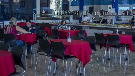 Palmas: novo decreto autoriza restaurantes abrirem todos os dias a partir da próxima segunda