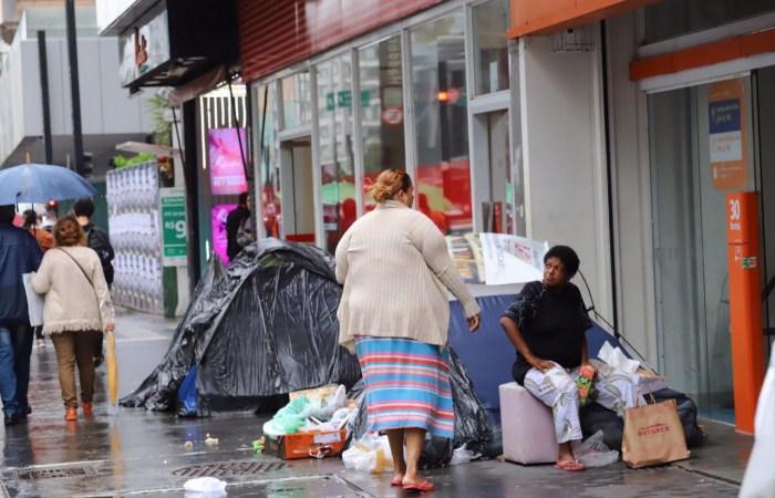 Pobreza e extrema pobreza atingem 61,1 milhões de brasileiros em 2021