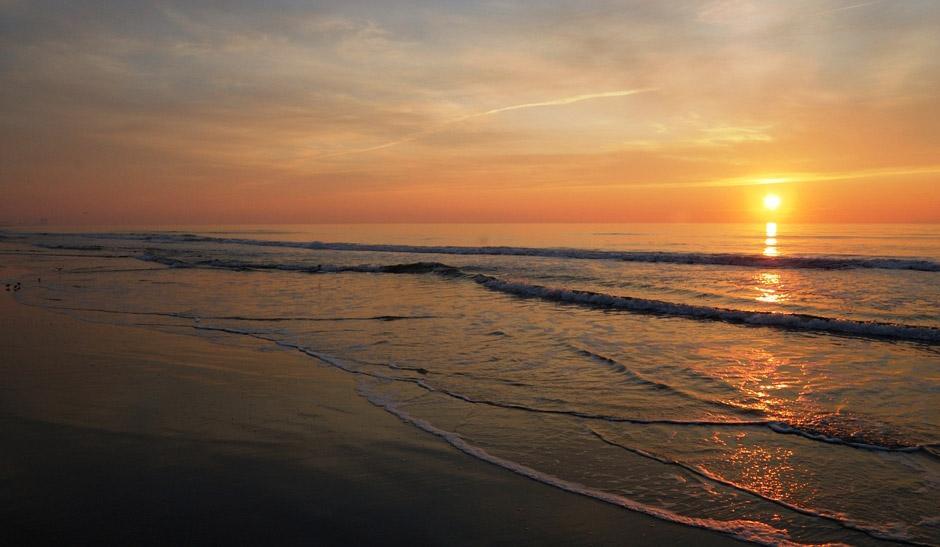sunset- sm