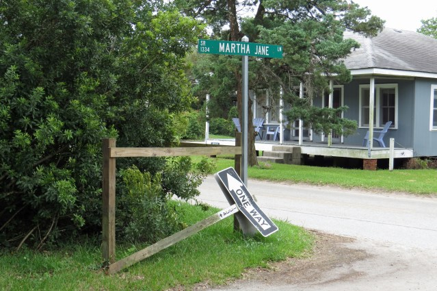One way Martha Jane lane 2014-08-10 10.58.40
