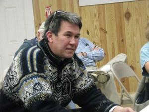 Bob Oakes, owner of Ocracoke Island Realty
