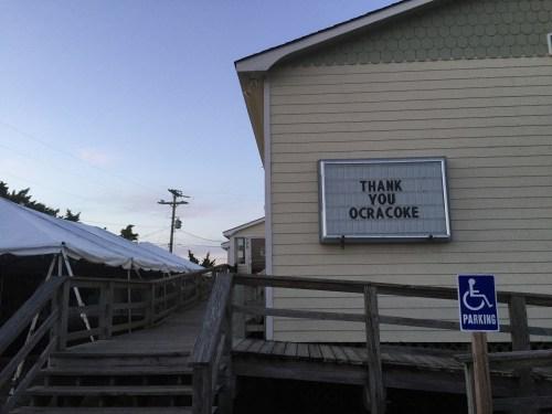 The Ocracoke Community Center