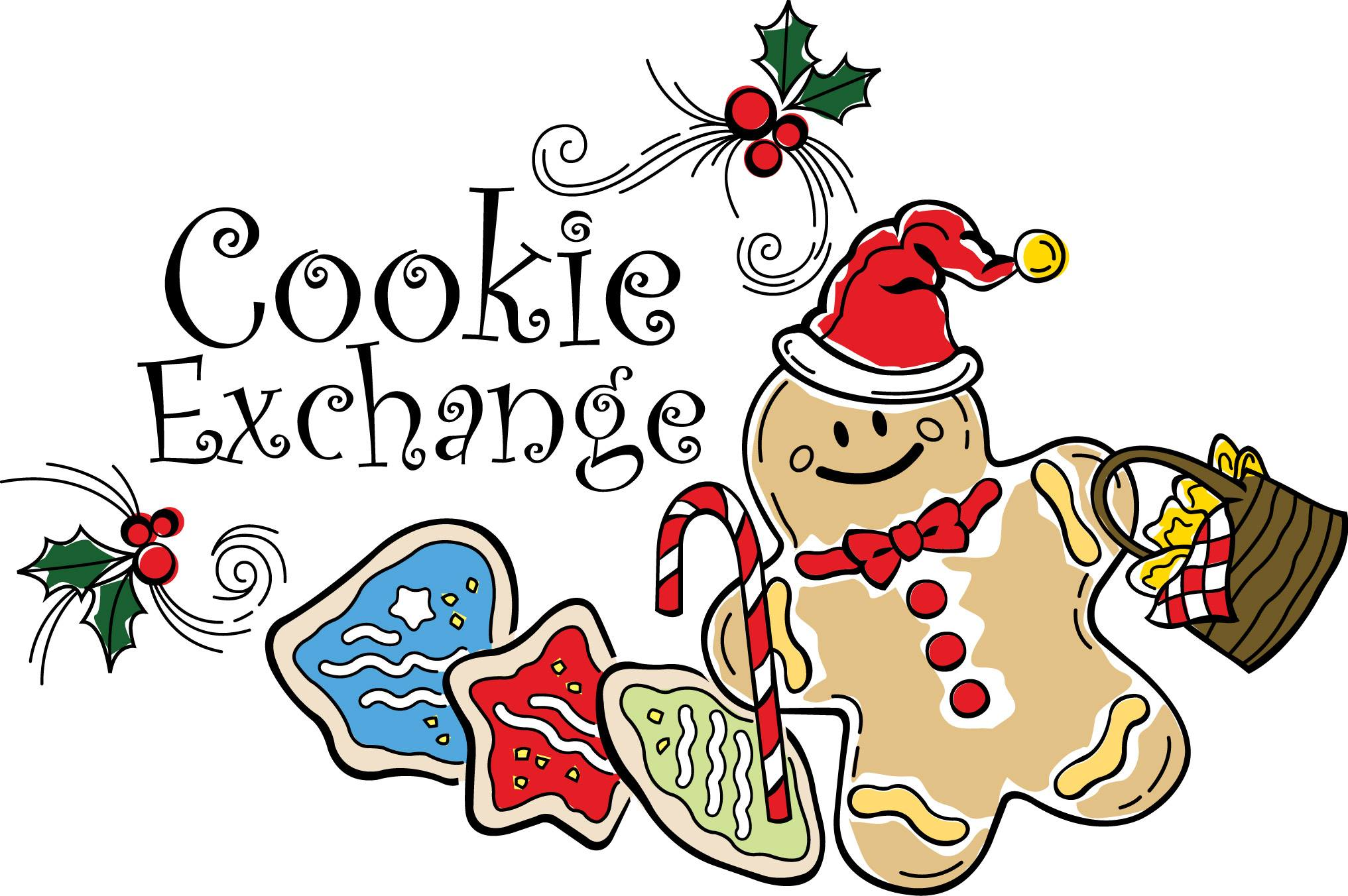 Annual Cookie Swap At Ocracoke Community Library Today Ocracoke