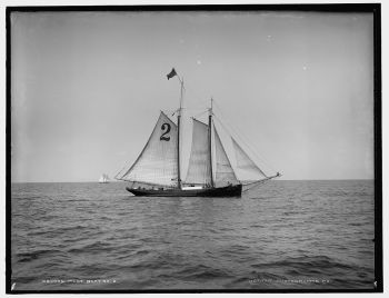 Pilot boat. Courtesy of the Library of Congress.