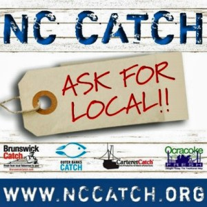 NC Catch aks for local logo