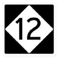 Route 12 logo