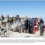 Ground Is Broken For Bonner BridgeReplacement