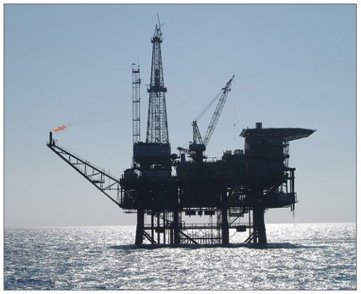 offshore drilling platforme