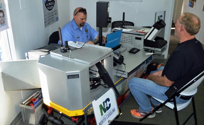 DMV mobile unit to return to island May 20 - Ocracoke Observer