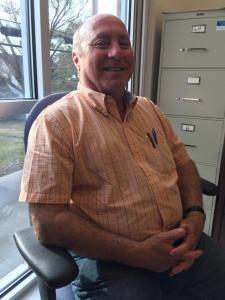 Hyde County Manager Bill Rich. Photo courtesy of Hyde County