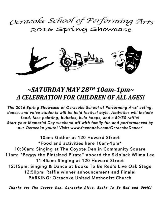 Spring showcase 2016