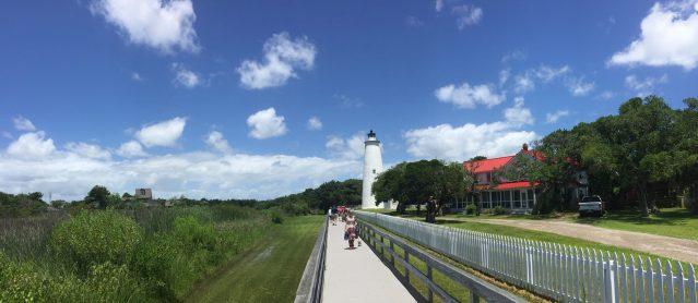 Ocracoke Light Station. Photo: C. Leinbach